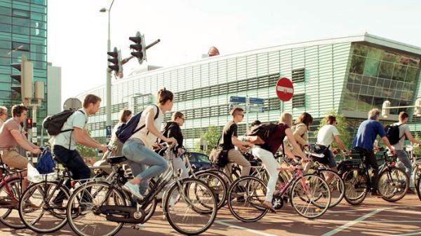 Biking na City