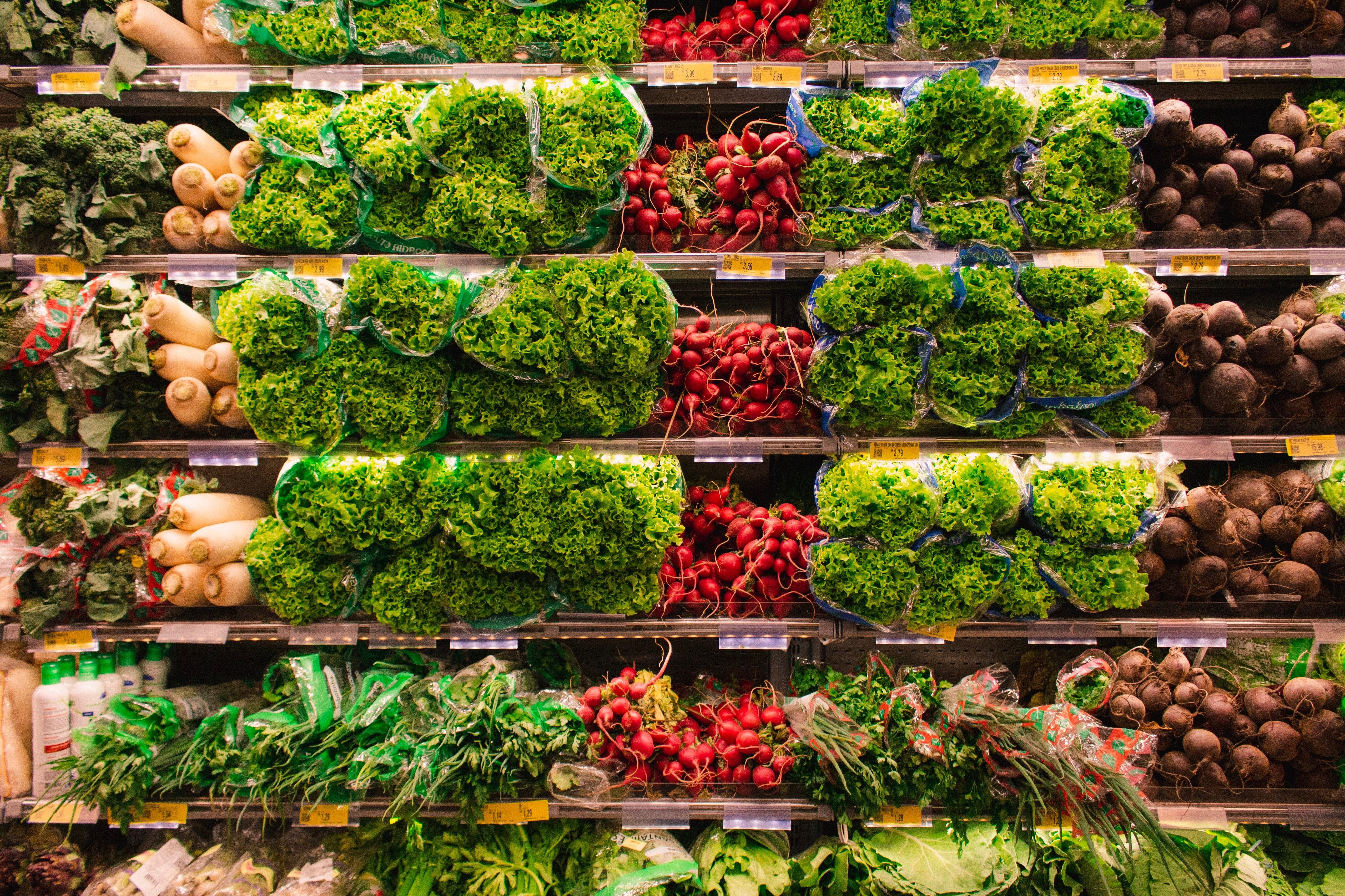 Mercado de alimentos aponta sustentabilidade como tendência
