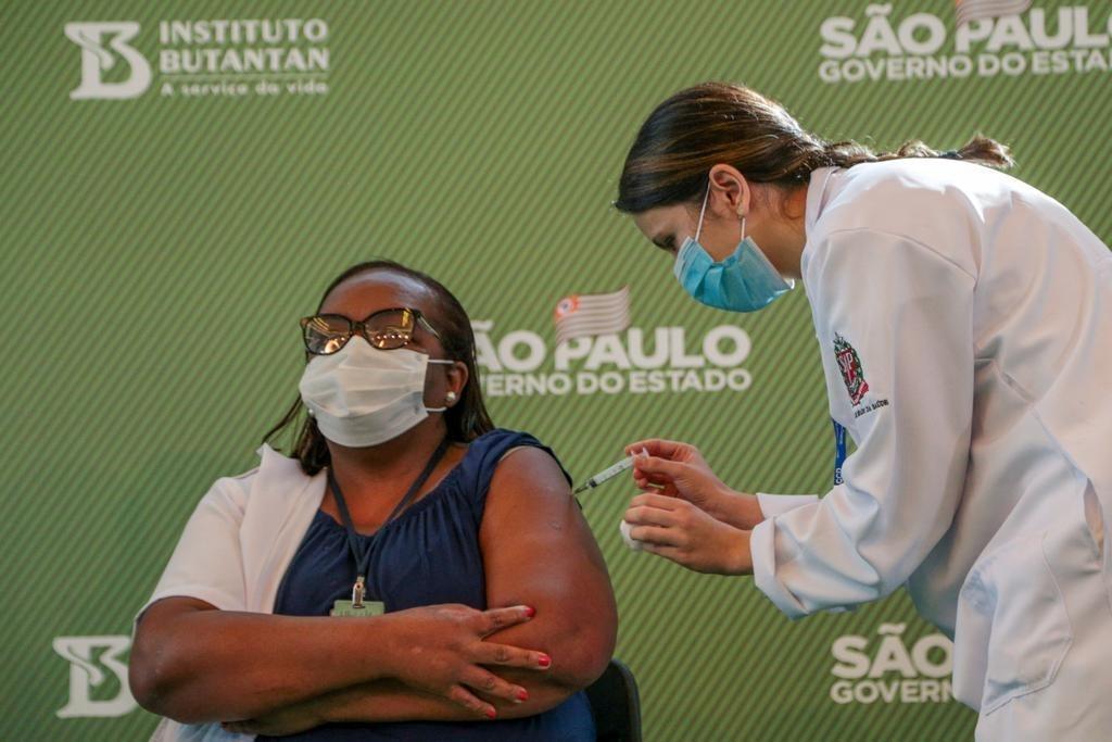 A corrida da vacina